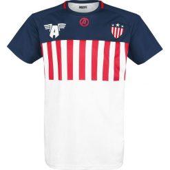 T-shirty męskie: Captain America United T-Shirt wielokolorowy
