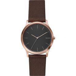 Zegarek SKAGEN - Jorn SKW6330 Dark Brown/Rose Gold. Brązowe zegarki męskie Skagen. W wyprzedaży za 449,00 zł.