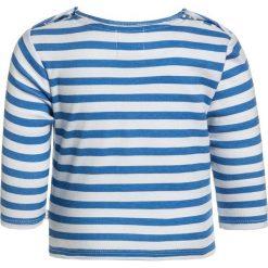 Carrement Beau BABY  Bluzka z długim rękawem himmelblau/blau. Niebieskie bluzki dziewczęce Carrement Beau, z bawełny, z długim rękawem. Za 139,00 zł.