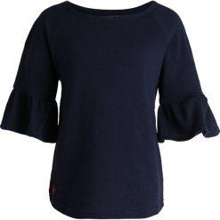 T-shirty chłopięce: Polo Ralph Lauren RUFF TOPTOPS Tshirt z nadrukiem hunter navy