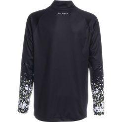 Spyder LIMITLESS ZIP DRY Koszulka sportowa black/split. Czarne t-shirty dziewczęce Spyder, z materiału. W wyprzedaży za 201,75 zł.