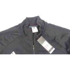 Bejsbolówki męskie: Adidas Bluza dresowa męska Tiro 17 czarno-szara r. XXL (AY2875) [outlet]