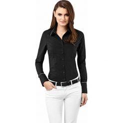 Bluzki damskie: Bluzka w kolorze czarnym