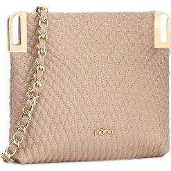 Torebka NOBO - NBAG-D3260-C015 Ciemnobeżowy. Brązowe torebki klasyczne damskie marki Nobo, ze skóry ekologicznej, duże. W wyprzedaży za 99,00 zł.