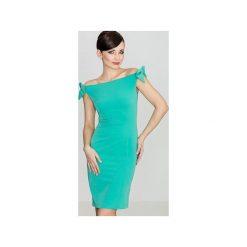 Odzież damska: Sukienka K028 Zielony