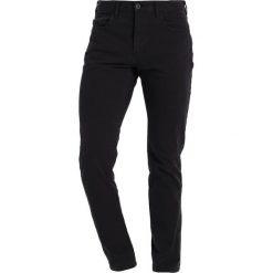 Chinosy męskie: DOCKERS Spodnie materiałowe black