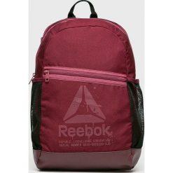 Reebok - Plecak. Czerwone plecaki męskie Reebok. Za 149,90 zł.