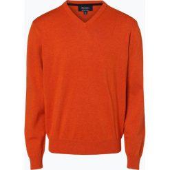 Mc Earl - Sweter męski, pomarańczowy. Brązowe swetry klasyczne męskie Mc Earl, m, z bawełny. Za 89,95 zł.