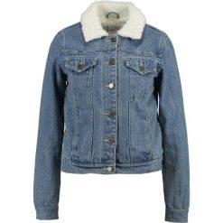Circle of Trust HADLEY Kurtka jeansowa blue denim. Brązowe kurtki damskie jeansowe marki Circle of Trust, xl. W wyprzedaży za 407,20 zł.