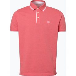 Koszulki polo: Nils Sundström – Męska koszulka polo, pomarańczowy