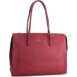 Torebka FURLA - Pin 1010667 B BMI3 OAS Ciliegia d. Czerwone torebki klasyczne damskie marki Furla, ze skóry, duże. Za 1565,00 zł.