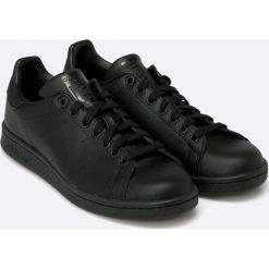 Adidas Originals - Buty Stan Smith. Czarne halówki męskie adidas Originals, z materiału. Za 399,90 zł.