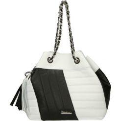 Torebki i plecaki damskie: Torba - SAMANTA03 B-N