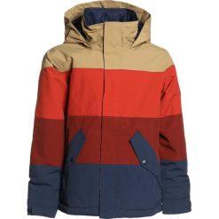 Burton SYMBOL Kurtka snowboardowa modigo/bitter. Brązowe kurtki dziewczęce sportowe marki Reserved, l, z kapturem. W wyprzedaży za 407,20 zł.