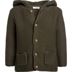 Swetry damskie: Next HOODED CARDIGAN BABY  Kardigan khaki