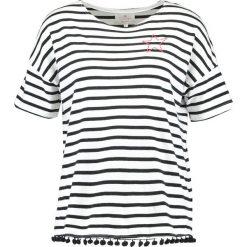 T-shirty damskie: Sundry CREW NECK  Tshirt z nadrukiem maritime stripes