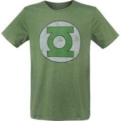 T-shirty męskie: Green Lantern Logo T-Shirt odcienie zielonego