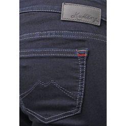 Mustang GINA SKINNY Jeans Skinny Fit old rinse. Niebieskie jeansy damskie marki Mustang, z aplikacjami, z bawełny. Za 269,00 zł.