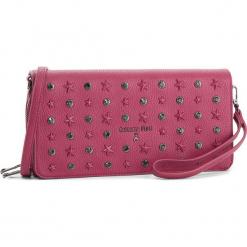 Torebka PATRIZIA PEPE - 2V8217/A4E9-R617 New Star Ruby. Czarne torebki klasyczne damskie marki Patrizia Pepe, ze skóry. W wyprzedaży za 519,00 zł.