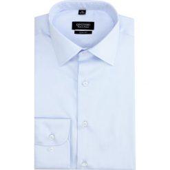 Koszula versone 2509 długi rękaw slim fit niebieski. Szare koszule męskie slim marki Recman, na lato, l, w kratkę, button down, z krótkim rękawem. Za 159,00 zł.