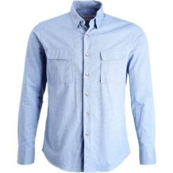 Koszule męskie na spinki: Loreak ZEGAMA Koszula blue