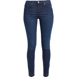 Rurki damskie: Topshop LET LEIGH Jeansy Slim Fit indigo