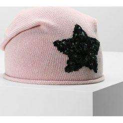 Czapki damskie: Codello Czapka light pink