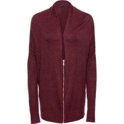 Sweter rozpinany z zamkiem oversize bonprix czerwony klonowy. Szare kardigany damskie marki Mohito, l. Za 79,99 zł.
