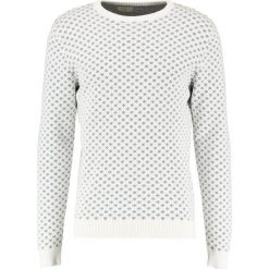 Swetry męskie: Selected Homme SHXNEWSNOW CREW NECK Sweter marshmallow