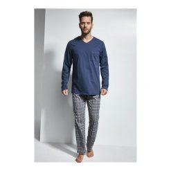 Piżama Arthur 122/118. Niebieskie piżamy męskie marki Cornette. Za 113,90 zł.