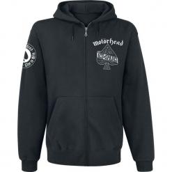 Motörhead Ace Of Spades Bluza z kapturem rozpinana czarny. Czarne bluzy męskie Motörhead, l, z kapturem. Za 199,90 zł.