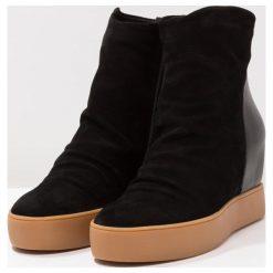 Botki damskie lity: Shoe The Bear TRISH Botki na koturnie black
