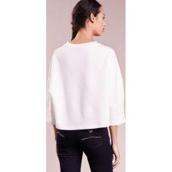 Bluzy rozpinane damskie: Emporio Armani Bluza white