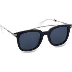 Okulary przeciwsłoneczne damskie: Okulary przeciwsłoneczne TOMMY HILFIGER – 1515/S Blue PJP