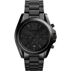 ZEGAREK MICHAEL KORS BRANDSHAW MK5550. Czarne zegarki damskie Michael Kors, ze stali. Za 1299,00 zł.