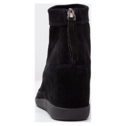 Botki damskie lity: Shoe The Bear EMMY  Ankle boot black