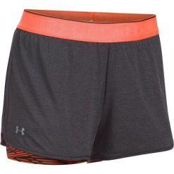 Under Armour Spodenki Hg Armour 2In1 Prnt Shrty Carbon Heather London Orange Metallic Silver Xs. Brązowe spodenki sportowe męskie marki Under Armour, xs, na fitness i siłownię. W wyprzedaży za 109,00 zł.