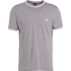 Koszulki polo: BOSS Orange TOPICAL Tshirt basic grey melange