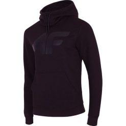 Bluzy męskie: Bluza męska BLM303 – głęboka czerń