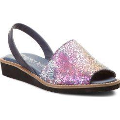 Sandały damskie: Sandały LORETTA VITALE – 850 Azul/Athenea
