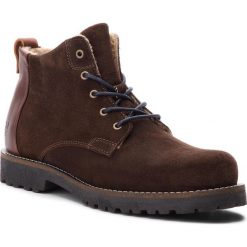 Botki męskie: Trapery MARC O'POLO - 709 20036302 303 Dark Brown 790
