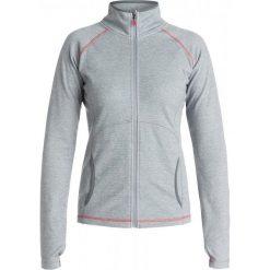Roxy Bluza Harmony Lurex J Mid Heather Grey M. Brązowe bluzy sportowe damskie marki Roxy, m. W wyprzedaży za 199,00 zł.