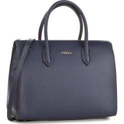 Torebka FURLA - Pin 924670 B BMJ9 OAS Blu d. Niebieskie torebki klasyczne damskie marki Furla, ze skóry. Za 1059,00 zł.