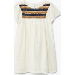 Odzież dziecięca: Mango Kids – Sukienka dziecięca Drome 110-152 cm