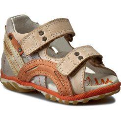 Sandały OBEX - 1431/01 Beżowy. Brązowe sandały męskie skórzane Obex. Za 130,00 zł.