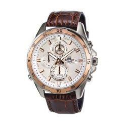 Biżuteria i zegarki: Casio Edifice EFR-547L-7AVUEF - Zobacz także Książki, muzyka, multimedia, zabawki, zegarki i wiele więcej