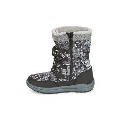 Śniegowce Dziecko Kangaroos  LORE. Niebieskie buty zimowe chłopięce marki KangaROOS. Za 295,20 zł.