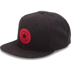 Czapka z daszkiem CONVERSE - 609300 Czarny. Czarne czapki z daszkiem damskie Converse. Za 89,00 zł.