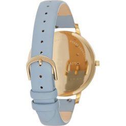 Olivia Burton Zegarek chalk blue/goldcoloured. Niebieskie, analogowe zegarki damskie Olivia Burton. Za 459,00 zł.