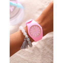 Zegarki damskie: Różowy Zegarek Compliments
